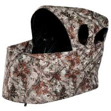 ameristep low profile chair blind 215758 ground blinds at two man