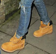 ask allen timberland 6 inch boots in wheat nubuck or dark brown leather