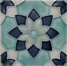 6X6 Decorative Ceramic Tile Motif H 600X600 Pratt Larson 6