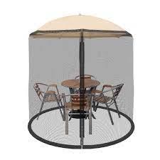 90 x 82 patio umbrella screen