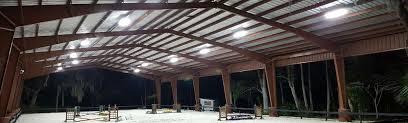 barn and arena lighting