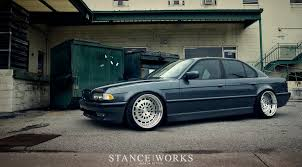 BMW Convertible bmw e38 specs : A BMW With an Executive Touch - StanceWorks