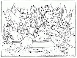 Small Picture Coloring Pages For Adults Nature Lugudvrlistscom Coloring Home