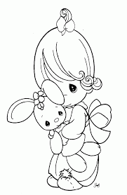 Small Picture Coloring Pages Baby Angel Coloring Pages Best Images About Angeri