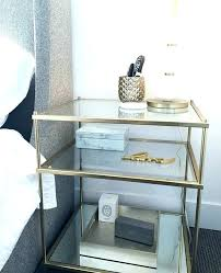 gold and glass nightstand gold and glass nightstand gold and glass nightstand ideas about glass nightstand gold and glass nightstand