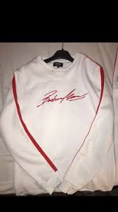 Submitted 1 month ago by skender_beu. Boohoo Man White Red Full Tracksuit In Aylesbury For 28 00 For Sale Shpock