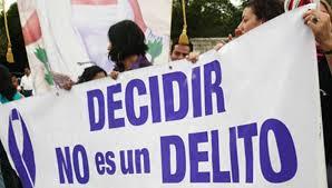 Resultado de imagen para OLGA SANCHEZ CORDERO aborto