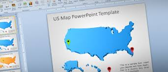 Us Map Editable In Powerpoint Awesome Free Usa Map Outline For Powerpoint Presentations