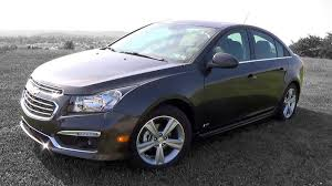2016 Chevrolet Cruze Limited: Review - YouTube