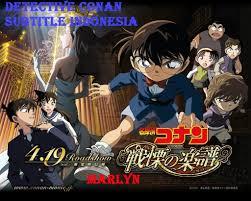 Detective Conan Movie 2 The Fourteenth Target Subtitle Indonesia ...