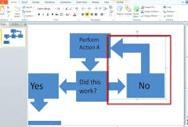 How To Make A Flowchart In Powerpoint Arrow Flow Chart In Make A Flowchart Powerpoint Download