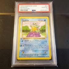 eBay Auction Item 143559113482 TCG Cards 1999 Pokemon Game