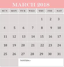 blank march calendar 2018 march 2018 calendar template calendar printable free