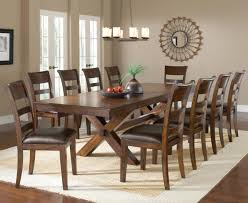 Hillsdale Dining Table Trestle Dining Table W 2 Leaves By Hillsdale Wolf And Gardiner