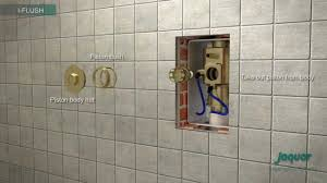 JAQUAR IFLUSH Installation YouTube - Jaguar bathroom