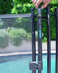 guardian pool fence. Magna Latch Guardian Pool Fence