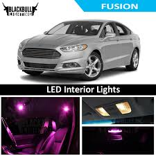 2013 Ford Fusion Interior Light Kit Details About Pink Led Interior Lights Replacement Kit For 2006 2014 Ford Fusion 12 Bulbs