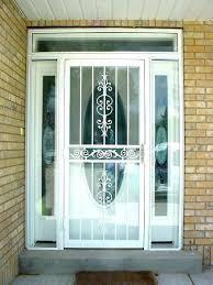 larson screen door installation storm door reviews full size of furniture decorative storm door 7 doors larson screen door installation