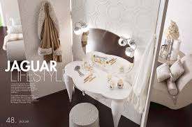 LUXURIOUS FURNITURE Luxury Bedroom Alta Moda JAGUAR WHITE