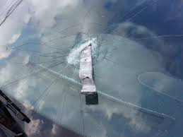 we re here for you when life throws metal objects at you during your morning drive on i40
