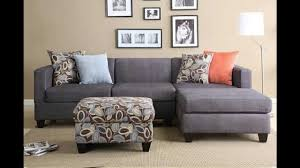 considering microfiber sectional sofa. 2 Pc Charcoal Microfiber Sectional Sofa With Reversible Chaise In Most Up To Date Considering R
