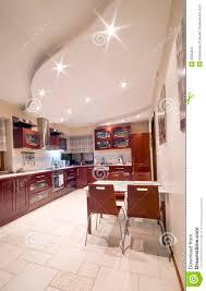Modern Kitchen Interiors Modern Kitchen Interior Royalty Free Stock Image Image 3595456