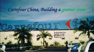 Esourcing synertrade esourcing synertrade solution is used by carrefour in all countries to manage online negotiations (rfi/rfq/rfp core solutions provides auto fax solution for carrefour china. Carrefour China Building A Greener Store Case Review