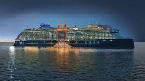 the new celebrity edge is a game changing cruise ship