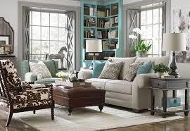 traditional living room furniture. Modren Furniture HGTV Home Custom Upholstery Large Sofa By Bassett Furniture American Traditionallivingroom In Traditional Living Room