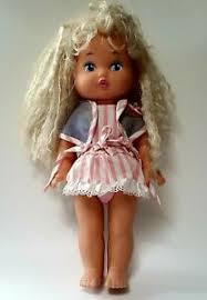 image is loading mattel doll little lil miss makeup blonde 1988
