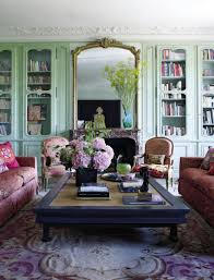 Paris Living Room Decor Traditional Living Room By Jacques Garcia By Architectural Digest