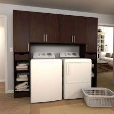 laundry room storage cabinets. Horizon 90 In Mocha Tower Storage Laundry Cabinet Kit On Room Cabinets