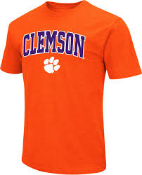 Dick's Goods Tigers Dual T-shirt Colosseum Orange Blend Sporting Clemson Men's|Browns Rookie Punter Has Scottish Heritage