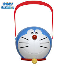 One Piece Doraemon Sailor Popcorn Bucket Blue Fat 1350ml