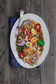 No Mayo Tuna Couscous Salad Recipe ...