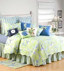 beachy bedding sets seaside comforter nautical quilt king twin