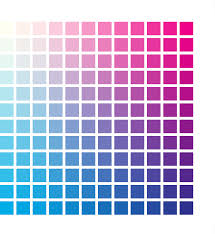 Customized Stickers Of Cmyk Color Chart Free Download