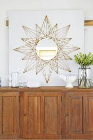 diy rope star mirror diy living room decor ideas budget friendly home decor ideas