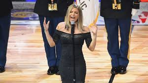 Fergie apologises for NBA national anthem performance - BBC News