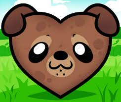 Small Picture How to Draw a Puppy Heart Step by Step Pets Animals FREE
