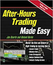 Extended Hours Trading Charts After Hours Trading Made Easy Master The Risk And Reward Of