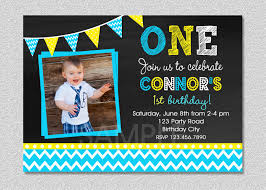 baby boy birthday invitation card fresh chalkboard chevron boys for electronic cards free simple handmade best