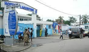 Hôpital Laquintinie de Douala - Cameroun
