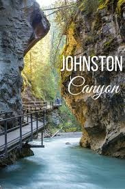 Image result for johnston canyon