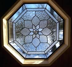 octagonal window octagon stained glass windows octagon window jamb