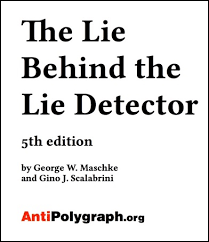Polygraph Chart Definition The Lie Behind The Lie Detector