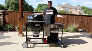 the weber summit charcoal grill
