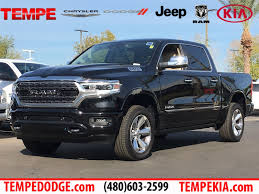 Pre-Owned 2019 Ram 1500 Limited Crew Cab Pickup in Tempe #PV5012 ...