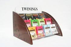 Tea Bag Display Stand Twinings Luxury Wooden Stadium Stand With 100 Tea Bags Twinings 22