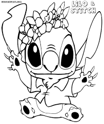 Lilostich1 Disney Stitch Coloring Pages Thanhhoacarcom